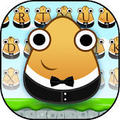 Download Full Cute Pou Friends Keyboard Theme 10001002 APK
