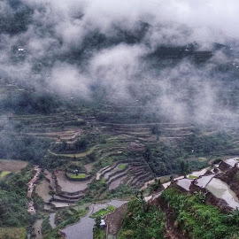 banaue by Jerome Mojica - Instagram & Mobile Android ( banaue, ifugao )