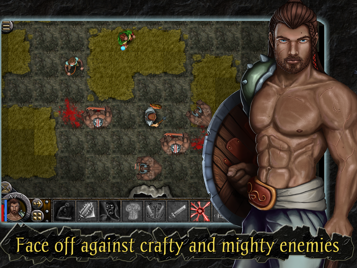 Heroes of Steel RPG Elite Screenshot 5