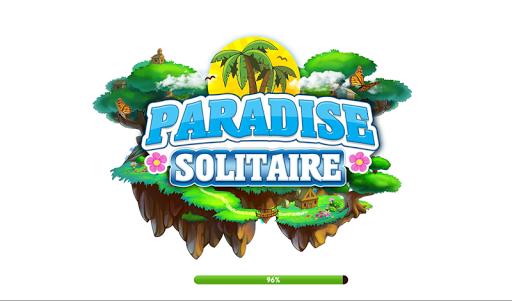 Paradise Solitaire - screenshot
