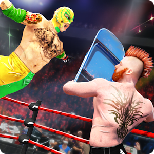 WORLD WRESTLING MANIA - HELL CELL 2K18 Released on Android - PC / Windows & MAC