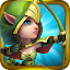 APK Game Castle Clash: Era de Bestias for iOS