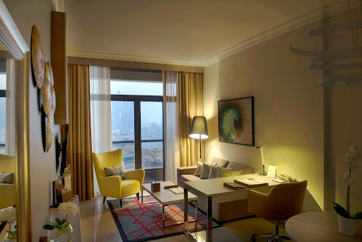 1 Bedroom - City View