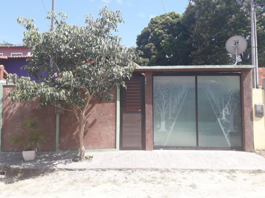 Casa com 3 dormitórios à venda, 80 m² - Rio do Ouro - São Gonçalo/RJ