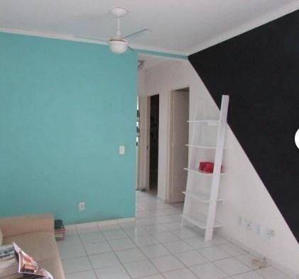 Apartamento com 2 dormitórios à venda, 48 m² por R$ 185.000,00 - Jardim Santa Terezinha (Nova Veneza) - Sumaré/SP