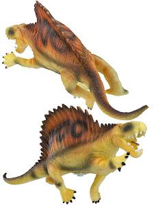 "Игрушка-фигурка серии ""Город Игр"", динозавр спинозавр L, со звуком"