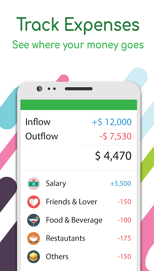 Money Lover: Budget, Expense, Bill, Finance & Save Screenshot 1