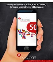 Screenshot of Learn 50 languages