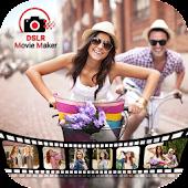 App DSLR Photo Video Movie Maker : Blur Video Maker APK for Windows Phone