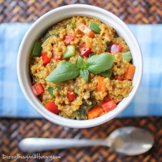 Curry Paste Quinoa Recipes