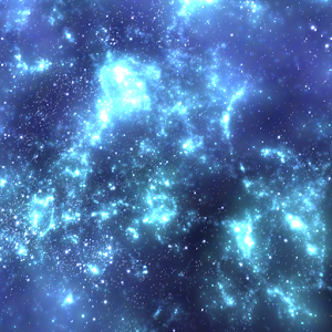 Download Blue Space Nebula HD for PC