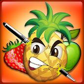 Game Pineapple Pen Fruit Mania version 2015 APK