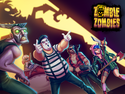 Free Zombie Zombies APK for Windows 8