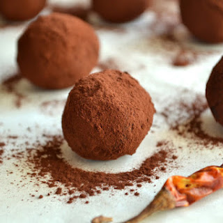 Cayenne Hot Chili Pepper Truffles