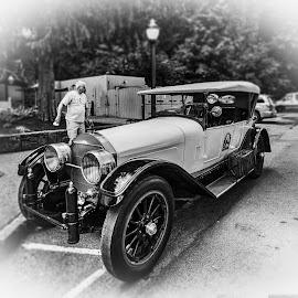 Vintage by Richard Michael Lingo - Transportation Automobiles ( automobiles, oregon, vintage, cars, transportation )