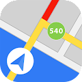 Offline Maps & Navigation APK for Blackberry