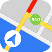 Free Offline Maps & Navigation APK for Windows 8