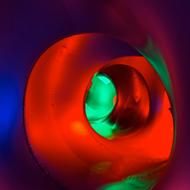 Splashes of Colour by Susan Block - Abstract Patterns ( abstract, patterns, light, mood factory, color, lighting, moods, colorful, bulbs, mood-lites )