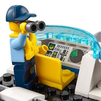 Полицейский патрульный катер