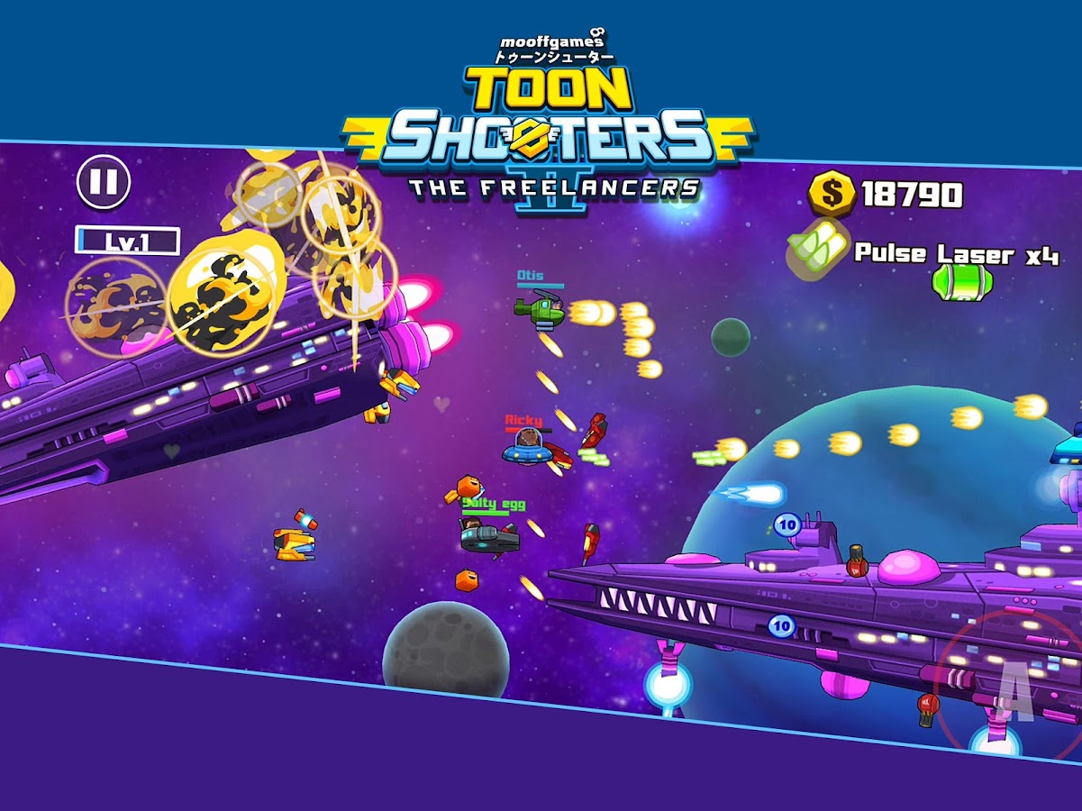 Toon Shooters 2: Freelancers Screenshot 15