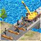 Train Track Constructor 2 : River Railway Games 3d