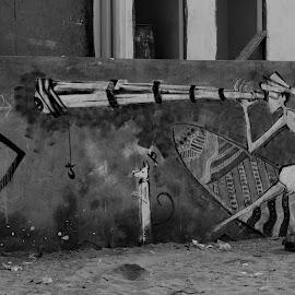 by Jegathesh Kumaran - City,  Street & Park  Street Scenes