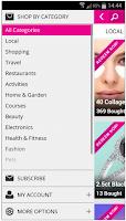 Screenshot of Wowcher – Deals & Vouchers
