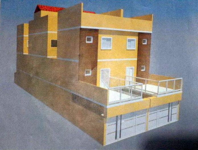Apartamento Jardim do Estádio Santo André