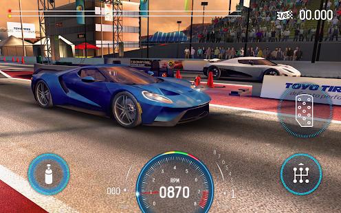 Nitro Nation Drag Racing – Miniaturansicht des Screenshots