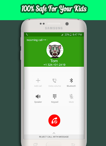 Call From Talking Tom For PC