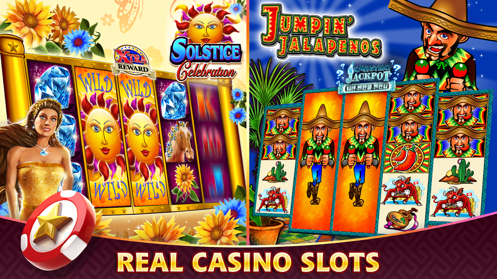 KONAMI Slots - Casino Games Screenshot 5