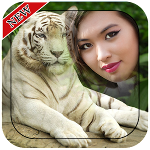 White Tiger Photo Frames for PC-Windows 7,8,10 and Mac