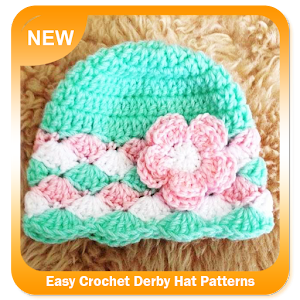 Download Easy Crochet Derby Hat Patterns for Windows Phone