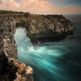 Blow by Max Bowen - Landscapes Waterscapes