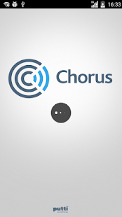 Chorus App - screenshot
