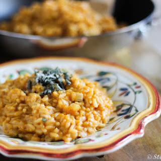 Spiced Pumpkin Risotto Recipes