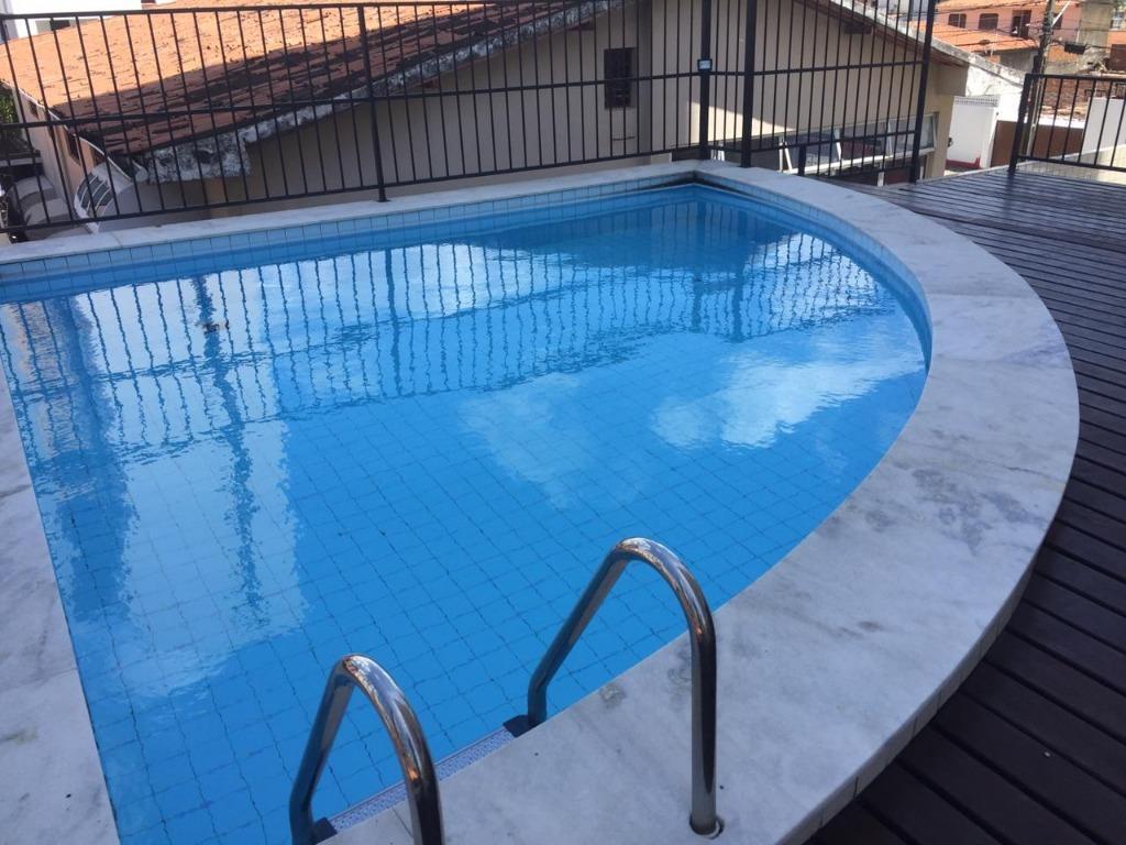 Apartamento com 3 dormitórios para alugar, 100 m² por R$ 1.000/mês - Manaíra - João Pessoa/PB