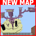 TNT Wars MCPE map APK for Bluestacks