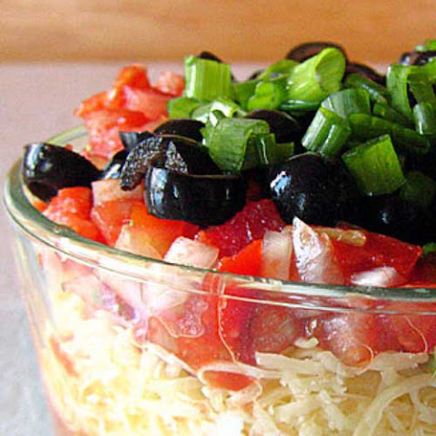 Tex-Mex Seven Layer Dip