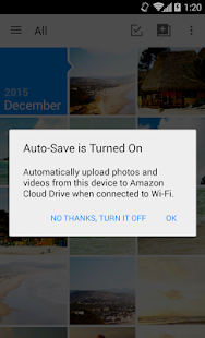 Amazon Photos - Cloud Drive Screenshot