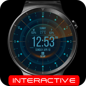Neptune Watch Face