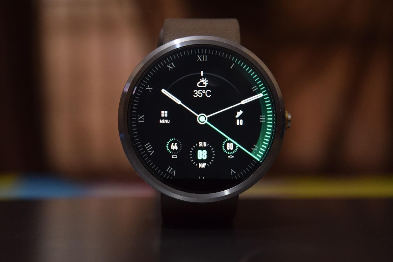 Minimus Interactive Watch Face Screenshot 13
