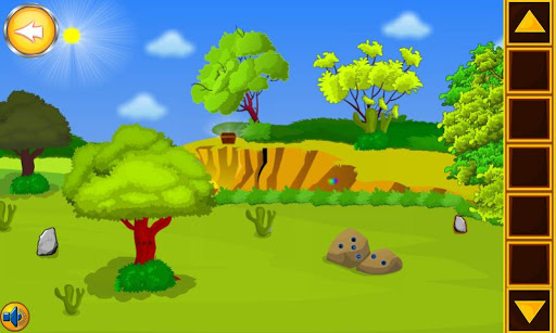 The Escape Island Treasure 8 - screenshot