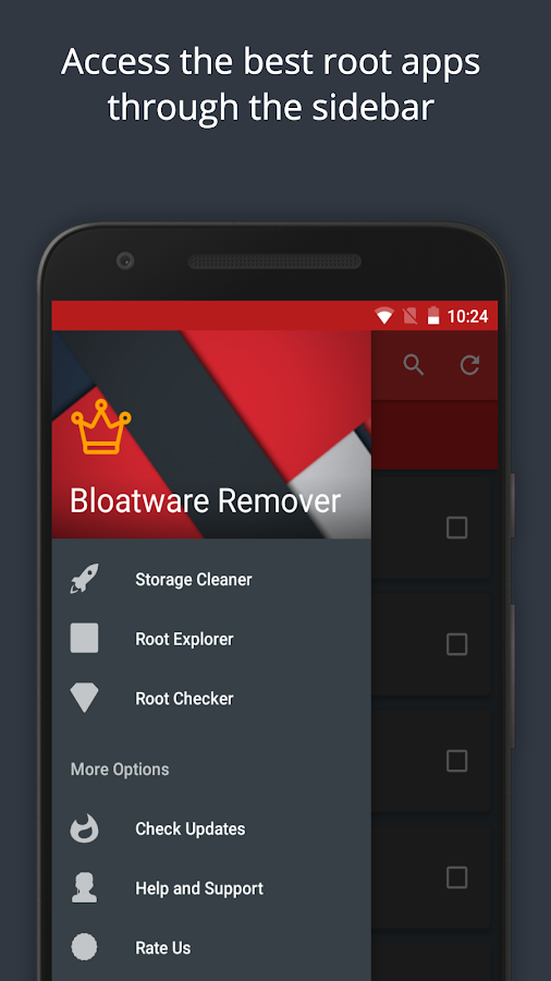 Bloatware Remover VIP [Clean bloat] - 50% OFF Screenshot 5
