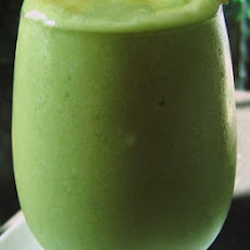 Green Tea Tropical Smoothie