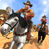 Game Extreme Wild Horse Race Texas APK for Windows Phone