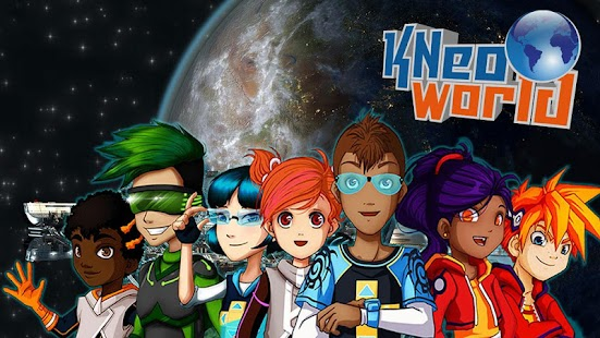 KNeoWorld: Galaxy Rising Screenshot