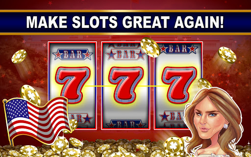 President Trump Free Slot Machines with Bonus Game screenshot 3