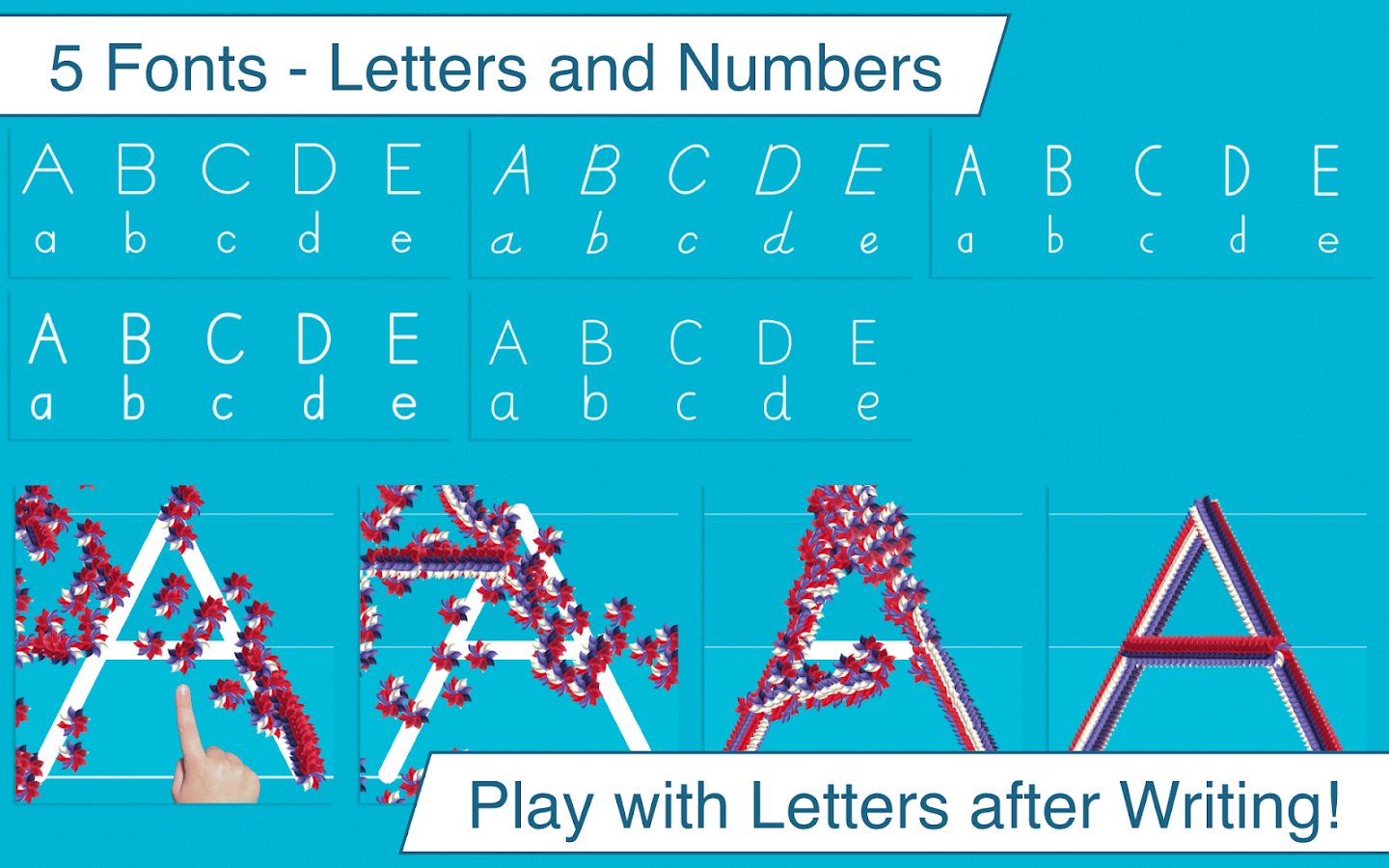 Writing Wizard Premium Letters Screenshot 7
