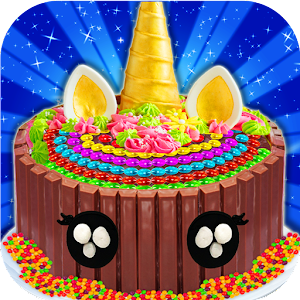 Download free Amazing Unicorn Chocolate Bar Cake! Rainbow Chef for PC on Windows and Mac